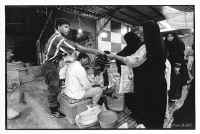 Fish market, Boushehr. 4 May 2000