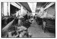 The bazaar of Boushehr. 4 May 2000